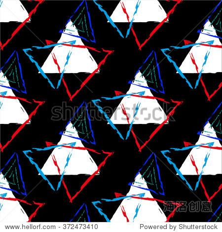 矢量三角形模式