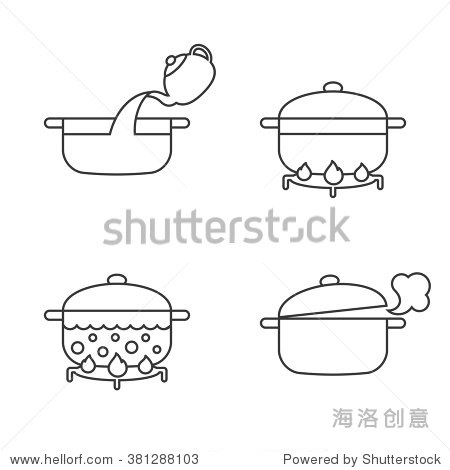 烹饪信息矢量,细线食谱食谱,烹饪面条,面条。一家常南方方案一周图形图片