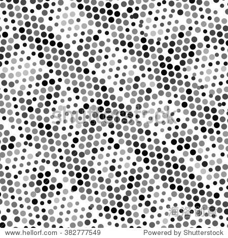 抽象枯燥乏味的网格圆点花纹背景图案.发现半色调线说明