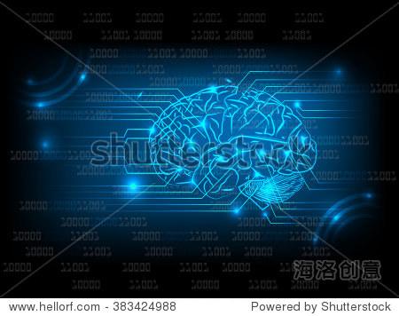 抽象的大脑电路,儿童学概念