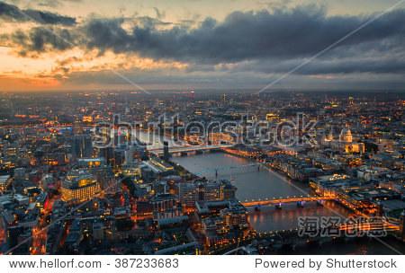 伦敦空中城市