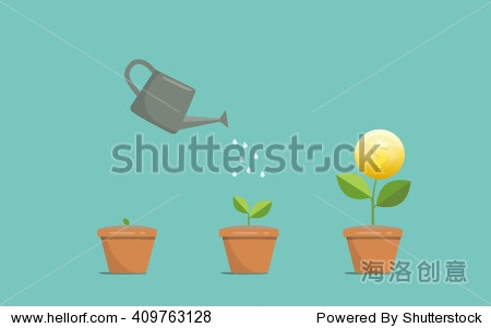 saving money plan / growing money
