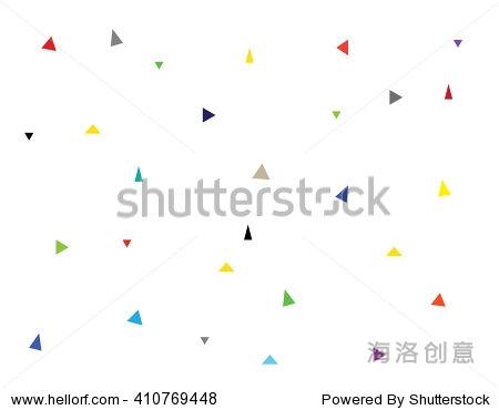 三角形结构或背景