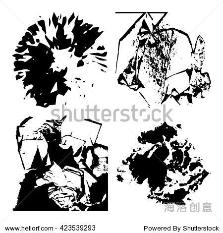 grungy stains - 站酷海洛正版图片, 视频, 音乐素材
