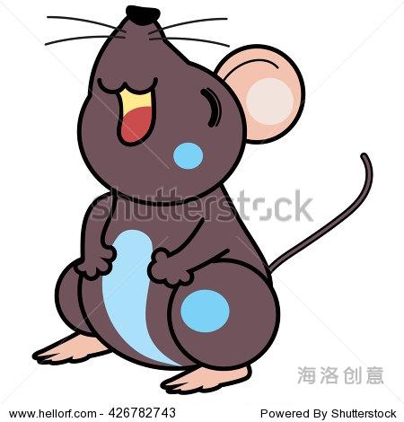 rat cartoon vector - 站酷海洛正版图片, 视频, 音乐