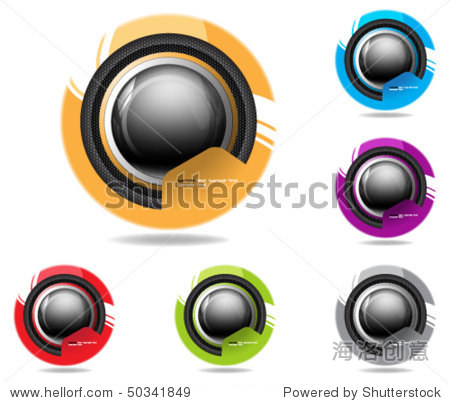 eps10 futuristic icon