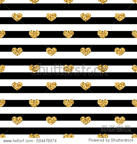 gold glitter and black template. abstract texture.