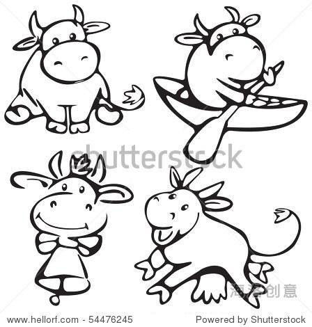动物/野生生物,插图/剪贴图-海洛创意