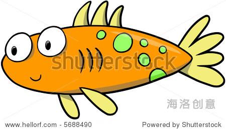 小鱼矢量图