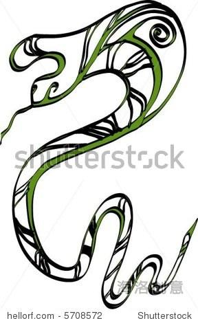 约定俗成的眼镜蛇 - 动物/野生生物,插图/剪贴图