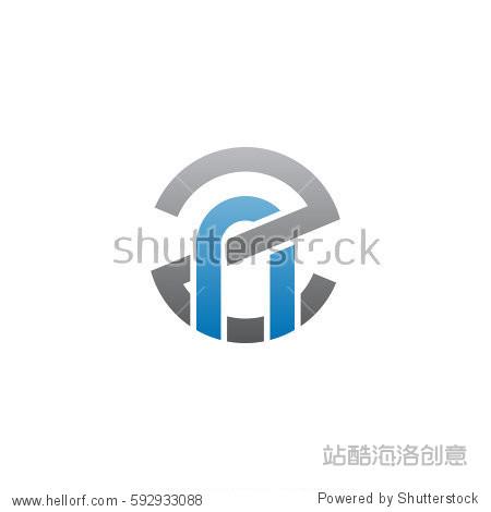 �9�n[���.Zڞ{�z�_initial letter logo zn nz n inside z rounded lowercase blue gray