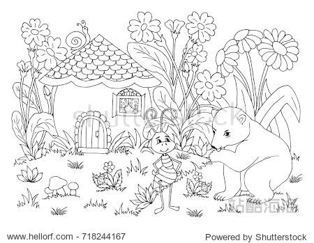 100种动物简笔画步骤图