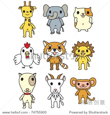 可爱动物人形化 《萌兽学院》曝光全新视频