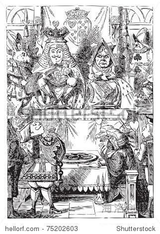 ��in9l$yi��d#9.�_frontispiece: the king and queen inspecting the tarts.