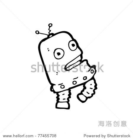 跳舞机器人卡通 - 其它