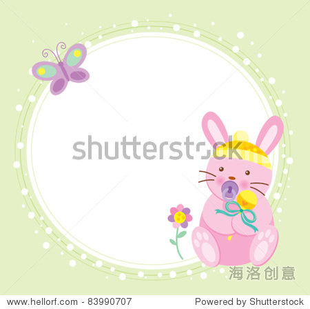 小兔子的女孩