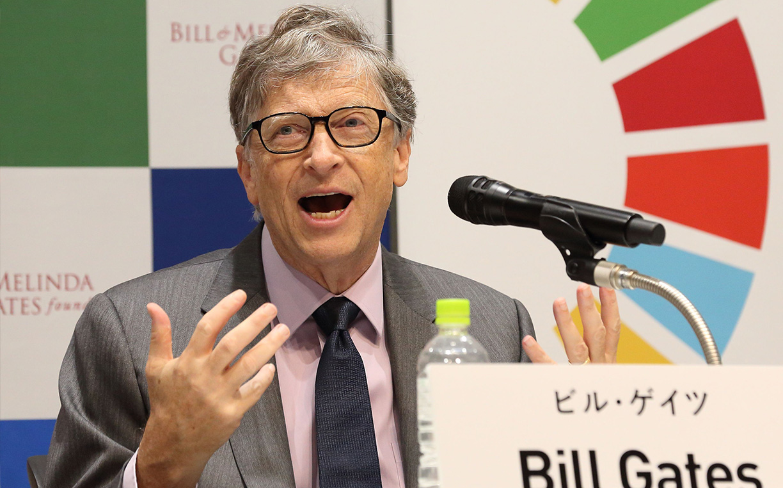 比尔·盖茨基金会与东京奥运会合作 助力实现可持续发展