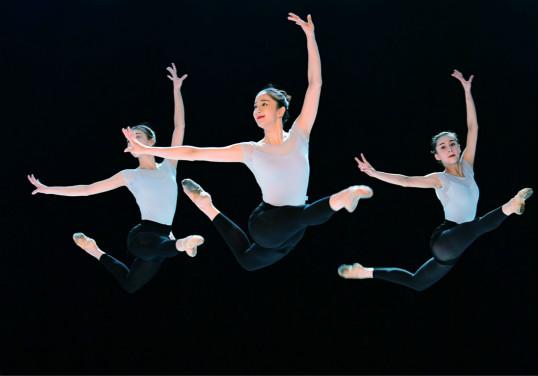 中国歌剧舞剧院举行2018年年度考核