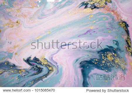 Pastel colors Natural Luxury. Marbleized effect. Ancient oriental drawing technique. Marble texture. Beautiful pattern. Oriental art. Marbling background. Romantic wallpaper