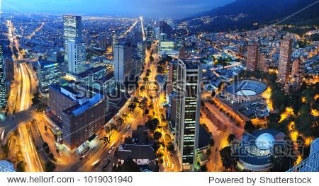 Bogota capital of colombia