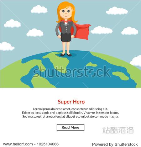 Super Hero Job Information