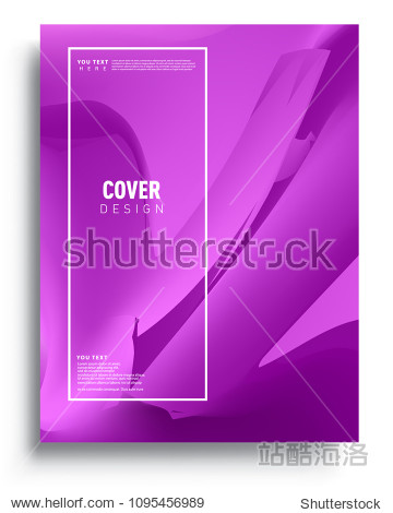 Covers template with liquid color  liquid colorful shapes. elegant design for cover and abstract background