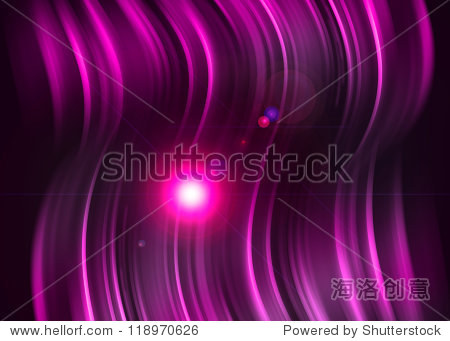 Fuchsia color ripple abstract background