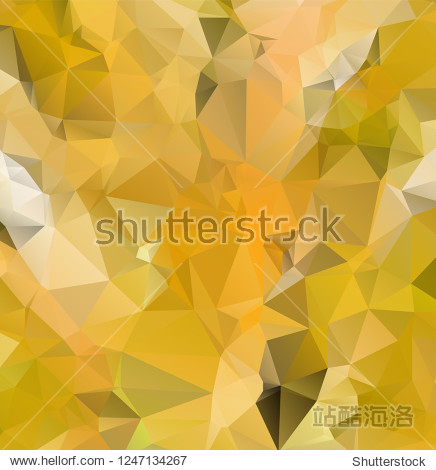 abstract triangular background texture  low poly style full color spectrum rainbow