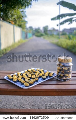 Honey Cornflakes for Hari Raya in Malaysian