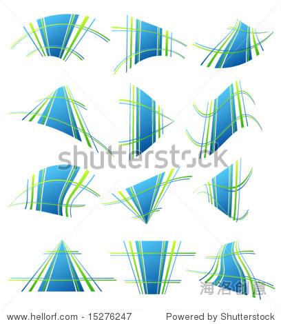 Illustration of logos