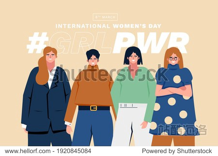 International Women's Day 8th March Wishes  Greeting  Background