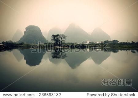 """China Yangshuo """"Yulong River"""""""