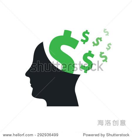 Think Money logo template