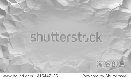 abstract background  with 3d noise displace pattern loosing his strength at the center of the image