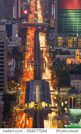 BANGKOK  THAILAND  Traffic in Bangkok Bangkok is the capital city of Thailand with a population of over eight million.