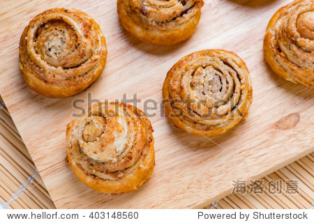 Fresh Sweet Cinnamon Rolls