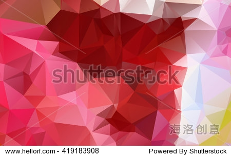 abstract background consisting of triangles eps.10