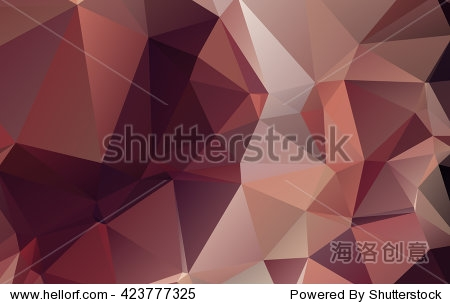 abstract background polygonal style eps.10