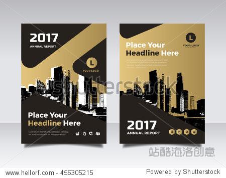 Company Document Cover Design