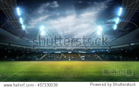Stadium 3D.