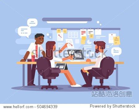 Work schedule  working environment