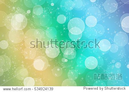 Abstract Bokeh  Defocus Background