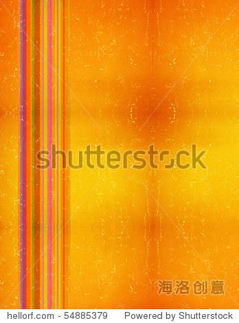 orange crack stripe