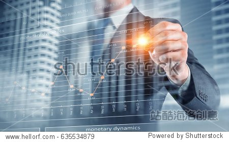 Dynamics of financial growth