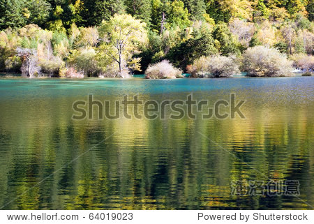 Sparkling Lake