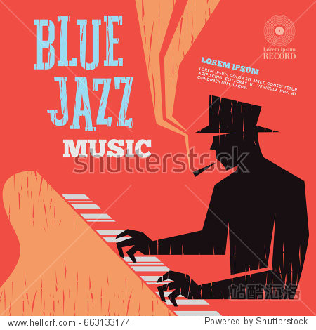 blue jazz music