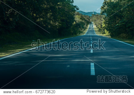 straight road to far away