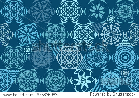 raster copy retro mint Universal different seamless patterns. tiling. Endless texture can be used for wallpaper  pattern fills  web page background surface textures. Set of monochrome geometric