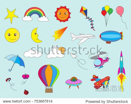 Sky items
