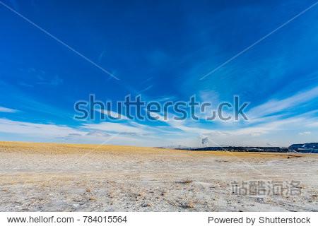Xilin Gol League grassland natural landscape